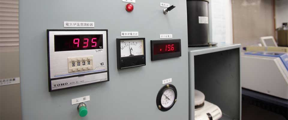 実験室風景